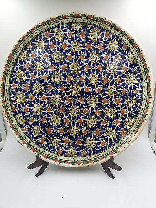 Kütahya plate Selçuk stars