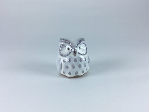 Ceramic Mini Owl