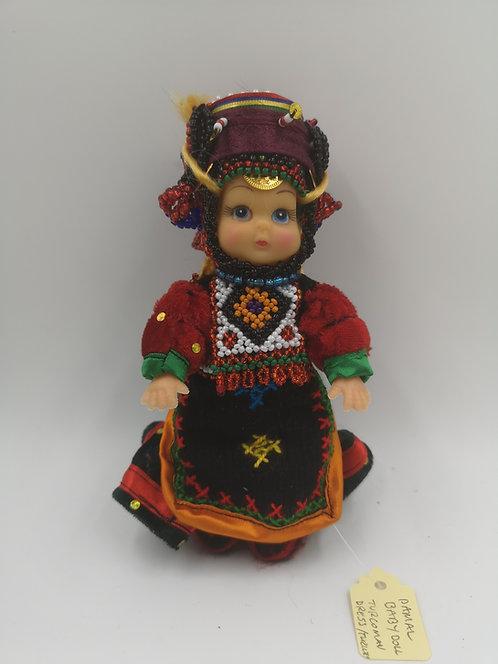 Damal village baby doll