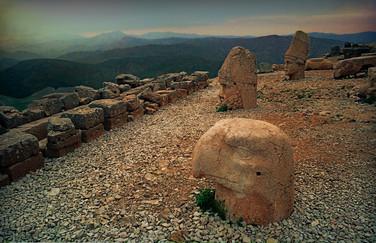 Mt.Nemrut Adıyaman Turkey