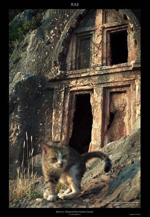 Lycian Rock Tomb