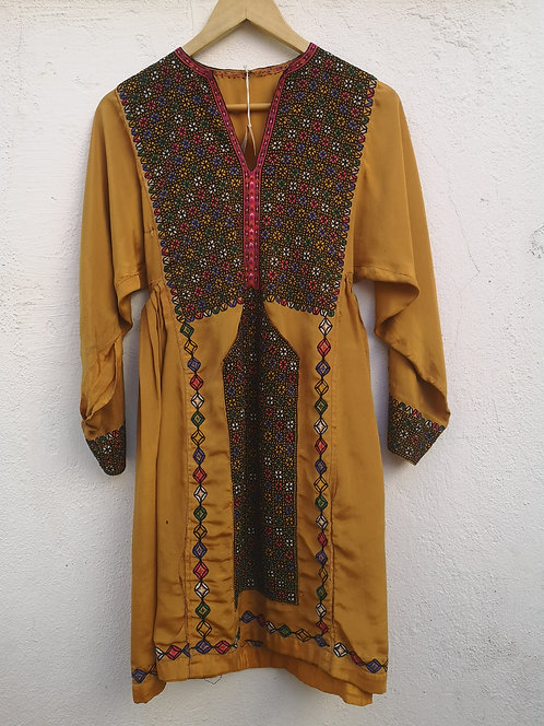 Belouch silk dress