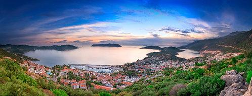 Kaş Panorama