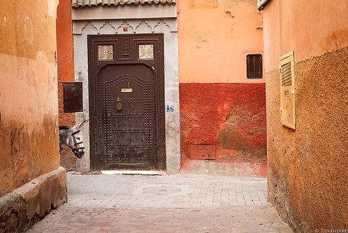 No Traffic Morocco