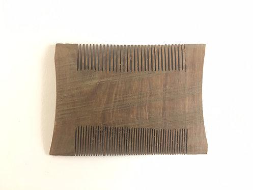 Anatolian Ottoman Rose Wood Comb