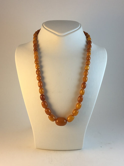 Amber Katalin Old Necklace