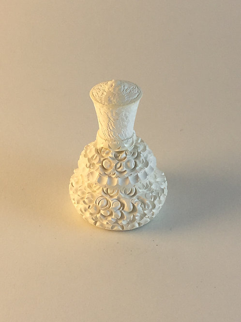 Meerschaum Hand Carved Essence Oil Container with Cotton