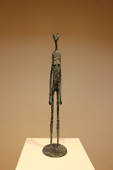 Standing Woman By Tanop