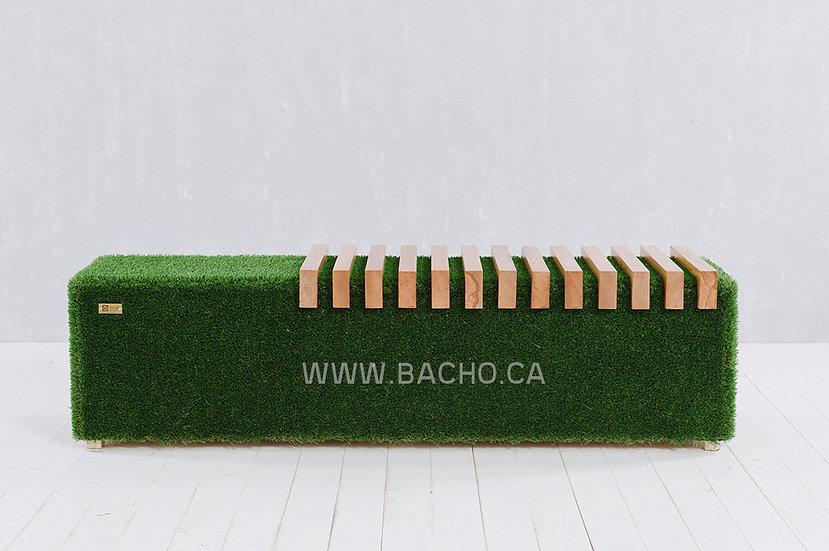 Sherwood Bench Light - 0.49 x 1.75 x 0.5 m