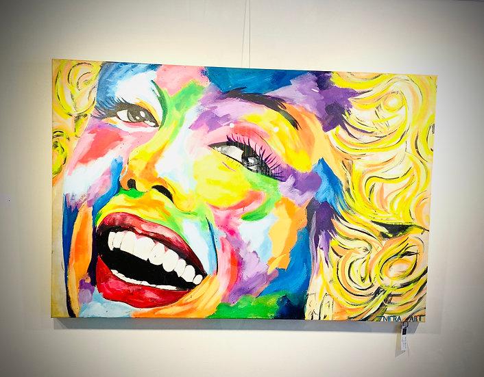 Monroe - 80 x 120 cm