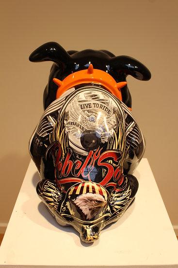 Vegas Bulldog - Rebel S - Exclusively in Belgium @12senses
