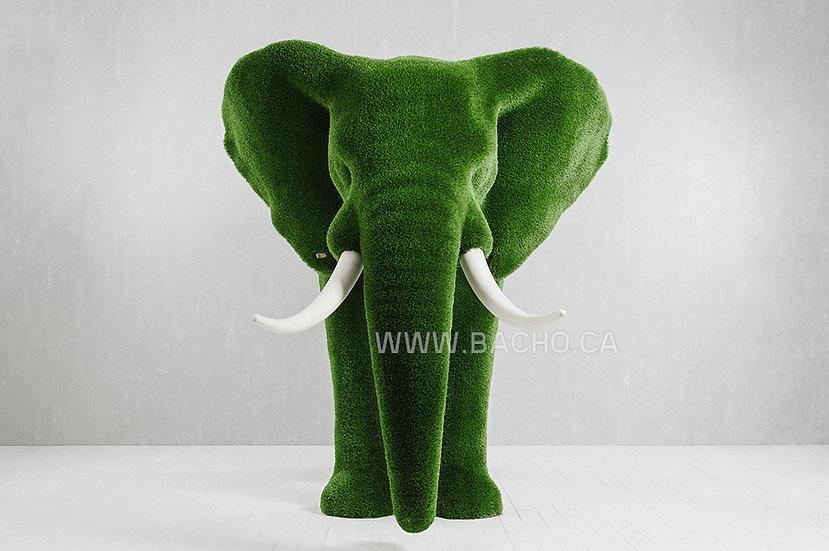Big Elephant -2.5 x 4 x 1.9 m