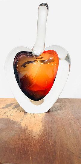 Art Glass - Big Heart