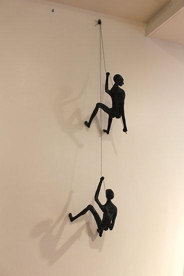 Climbing Men Set of 2 - Black
