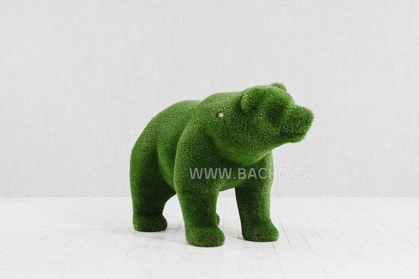 Bear Small - 1 x 1.6 x 0.65 m