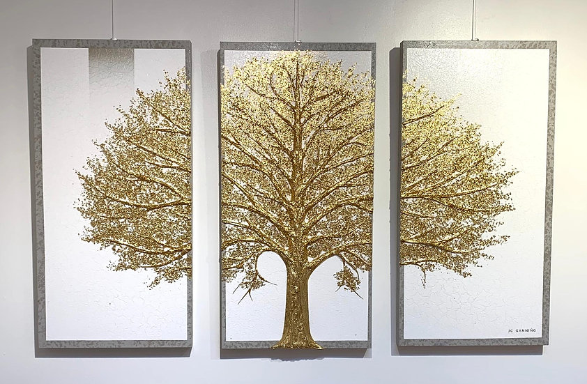 Trilogy - 100 x 170 cm