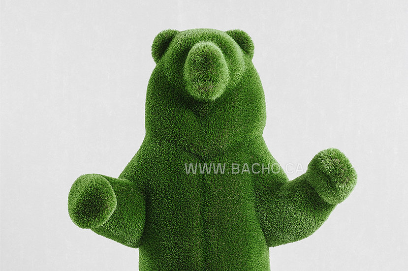 Bear Big Standing - 2.5 x 1.5 x 0.8 m