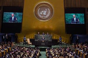 United Nations meeting - President Barack Obama speech