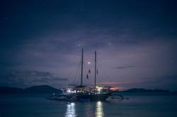 Balatik at Night