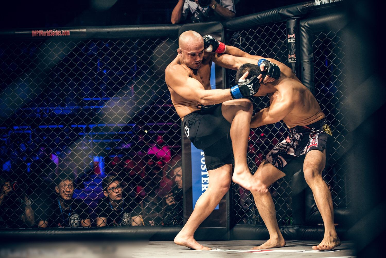 Sean Stolarczyk vs Marc Guyon