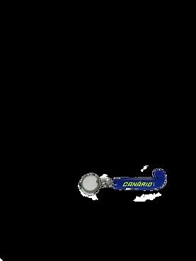 Chaveiro Canário (Azul)