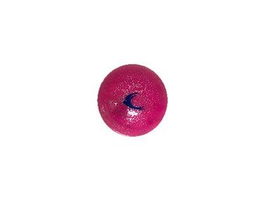 Bola Glitter - Canário (Rosa)