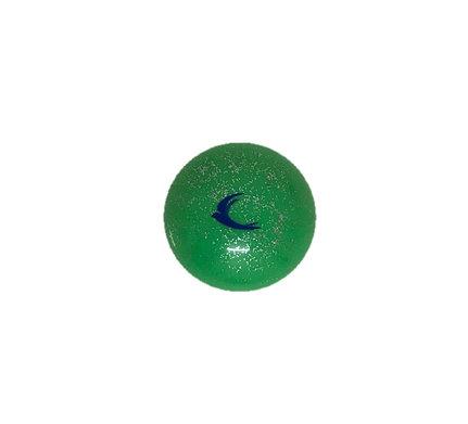 Bola Glitter - Canário (Verde)