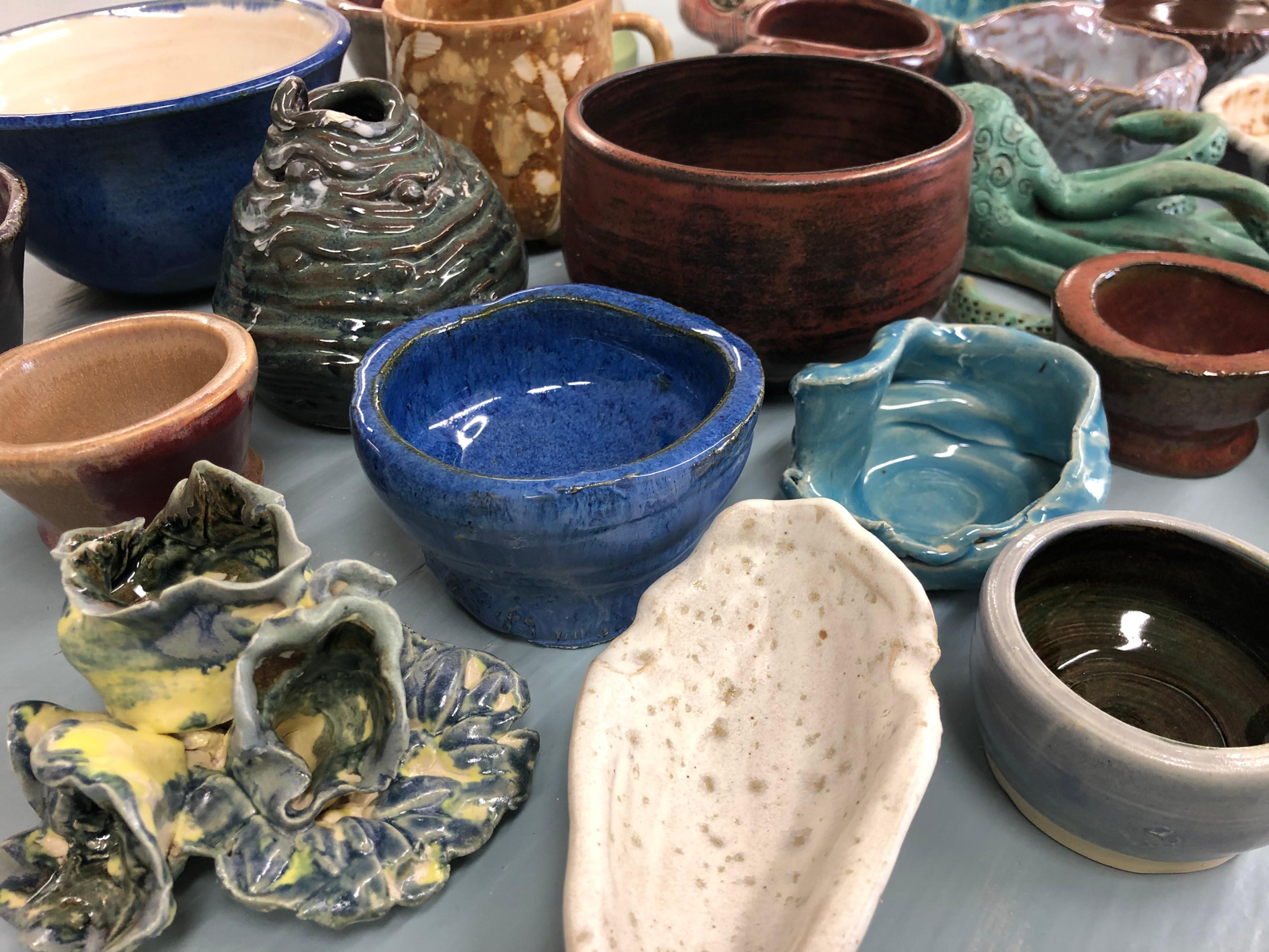 Wednesday Night Pottery