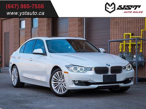 2013 BMW 328i xDrive 66882KM