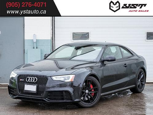 Audi RS 5 Technik | Low km | One owner | Loaded |2 Sets of wheels |52500