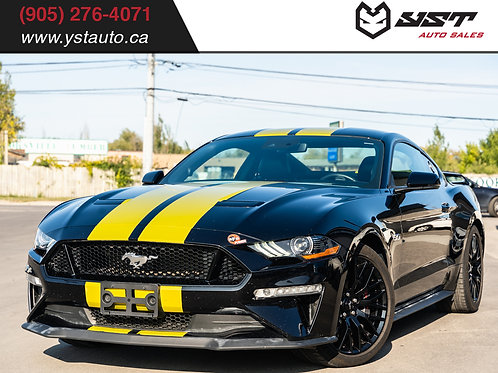 2018 Ford Mustang GT Premium Performance | Brembo| No Accident| 1 Owner| 45500km