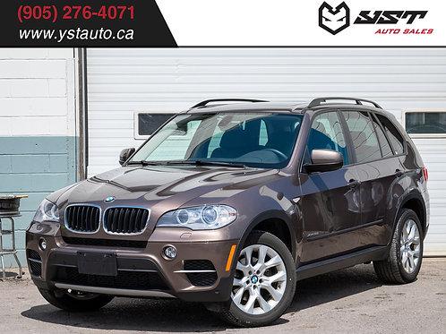 2013 BMW X5 Xdrive| Navi| Backup| Sunroof| 79000 KM