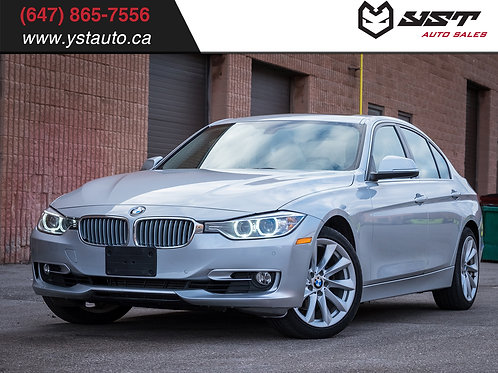 2014 BMW 328i xDrive 53622KM
