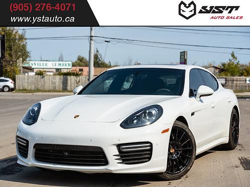 2015 Porsche Panamera GTS Premium| Soft Close| Alcantara| 89600km