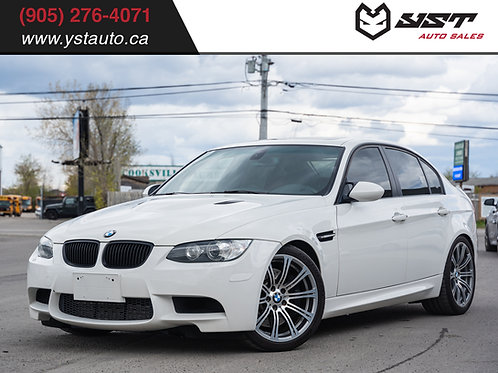 2011 BMW M3 E90 M3 Sedan   Clean Carfax  2 Owners  DCT 