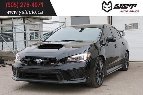 2018 Subaru WRX STI Sport-tech | Navi | Recaro | Harman Kardon | 18800Km