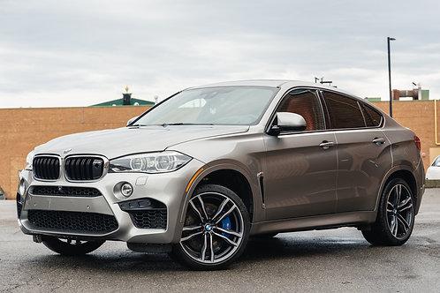 2017 BMW X6M | Bang&Olufsen Sound| Navi | Carbon | HUD |  55670km