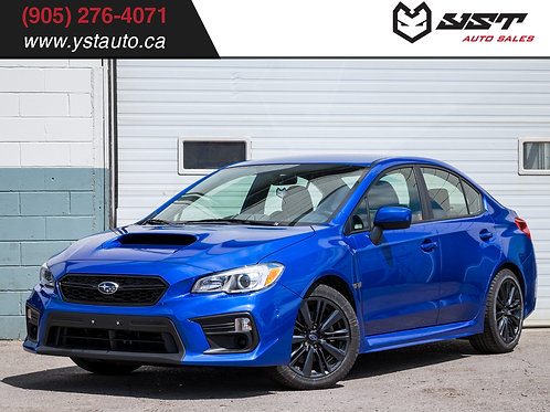 2019 Subaru WRX | 6MT | 1 Owner | 16400 KM
