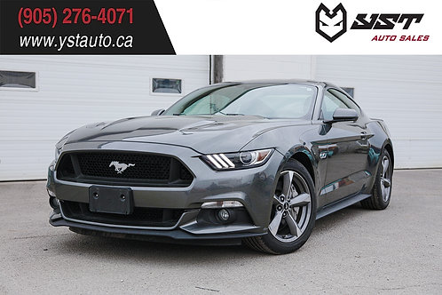 2015 Ford Mustang GT V8 | Clean Carfax | Remote start | Keyless | 73800Km