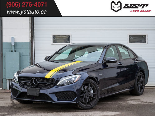 2018 Mercedes-Benz C43 AMG | Clean carfax | Loaded |