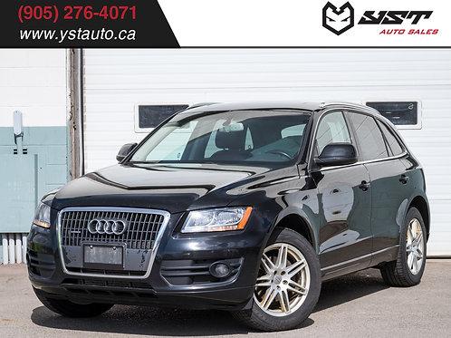 2012 Audi Q5 Premium | AWD | Panoroof | Parking Sen | No accident | 293kKM