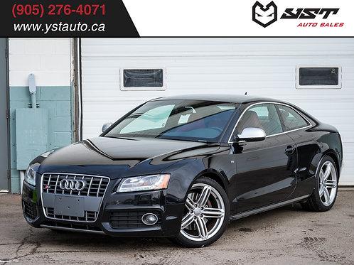 2010 Audi S5 Premium Plus | 6AT | Low KM | No accident | 71200KM