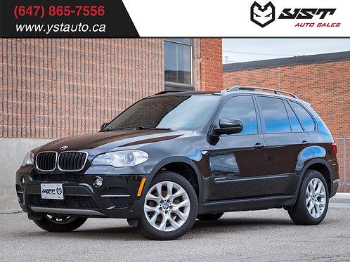 2013 BMW X5 35i 78500KM