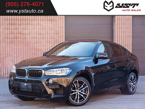 2015 BMW X6M | B&O Sound| Navi | Carbon | HUD |  61000km