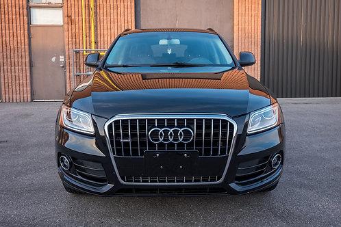 2013 Audi Q5 Quattro 2.0L Premium 81200KM
