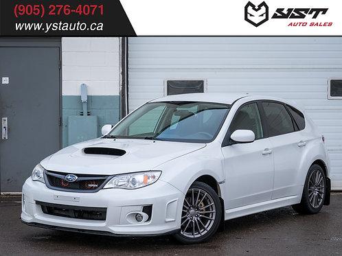 Subaru Impreza WRX Hatchback | Clean Carfax | Low KM | One owner | 71160KM