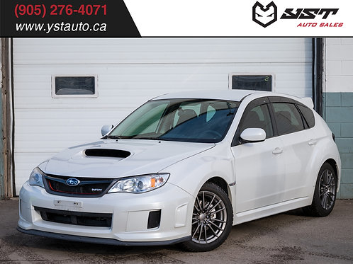 2013 Subaru Impreza WRX HB | Clean Carfax | Low KM | Bluetooth |55700KM