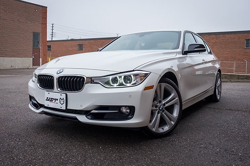 2014 BMW 328i xDrive 55653KM