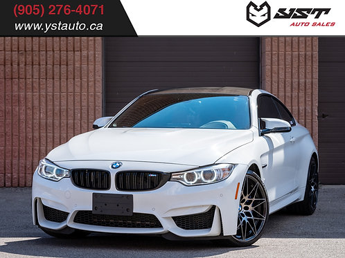 2016 BMW M4 DCT | Carbon| HUD| Harman Kardon| Navi| No accident| 61000KM