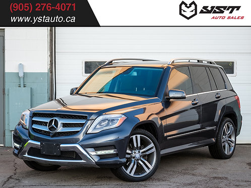 2014 Mercedes-Benz GLK350 4Matic| Loaded | 84800KM